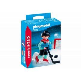 Playmobil pl5383 - Ijshockey speler