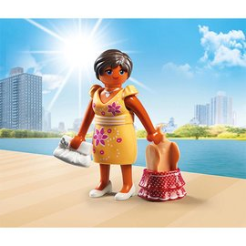 Playmobil pl6882 - Fashion girl zomer