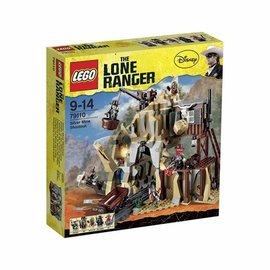 LEGO® LE79110 - Zilvermijn vuurgevecht