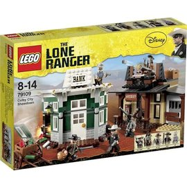 LEGO® LE79109 - Colby City Showdown