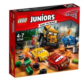 LEGO® LE10744 - Disney Pixar Cars Thunder Hollow Crazy 8 Race