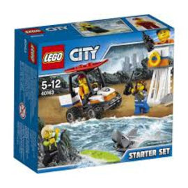 LEGO® LE60163 - Kustwacht startset