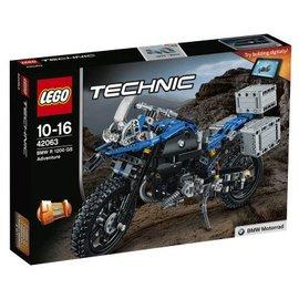 LEGO® LE42063 - BMW R 1200 GS Adventure