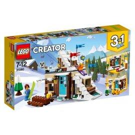 LEGO® LE31080 - Modulaire wintervakantie