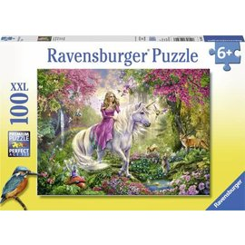 Ravensburger PU106417 - Magisch ritje 100 stukjes