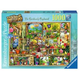 Ravensburger PU194988 - The Gardeners Cupboa 1000 stukjes