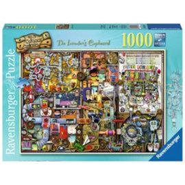 Ravensburger PU195978 - The Inventors Cupboard 1000 stukjes