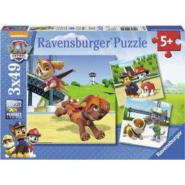 Ravensburger PU69361 - Paw Patrol 3x49 stukjes