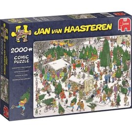 Jumbo PU19062 - Kerstbomenmarkt 2000 st.