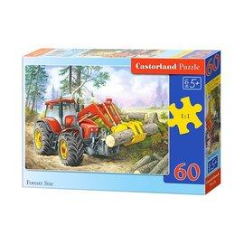 Castorland puzzels PUB066011 - Forest site 60 stukjes