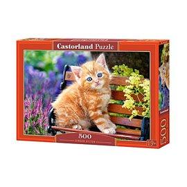 Castorland puzzels PUB52240 - Ginger Kitten 500 stukjes