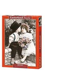 Castorland puzzels PUC103362 - A Little Kiss 1000 stukjes