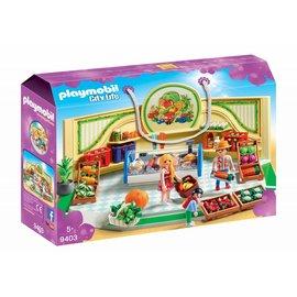 Playmobil pl9403 - Kruidenier