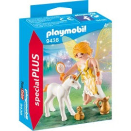 Playmobil pl9438 - Zonnefee met eenhoornveulen