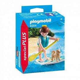 Playmobil pl9354 - Peddelsurfer