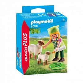 Playmobil pl9356 - Schapenhoedster