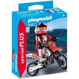 Playmobil pl9357 - Motorcrosser