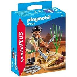Playmobil pl9359 - Archeoloog