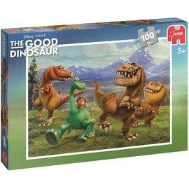 Jumbo PU17483 - The good dinosaur 100 stukjes
