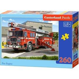 Castorland puzzels PUB27040 - Fire Engine 260 stukjes