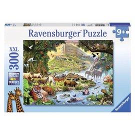 Ravensburger PU138153 - De dieren uit de ark van noach 300 stukjes