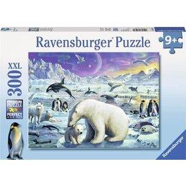 Ravensburger PU132034 - Ontmoeting van de pooldieren 300 stukjes