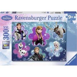 Ravensburger PU131808 - Frozen de IJskoninging 300 stukjes