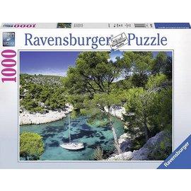 Ravensburger PU196326 - De Calangues van Casis 1000 stukjes