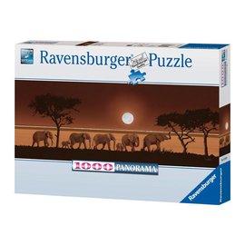 Ravensburger PU151103 - Olifanten 1000 stukjes