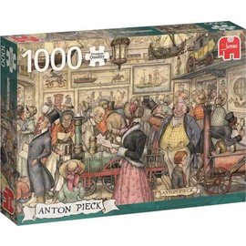Jumbo PU - De Tentoonstelling 1000 stukjes