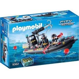 Playmobil pl9362 - SIE-Rubberboot