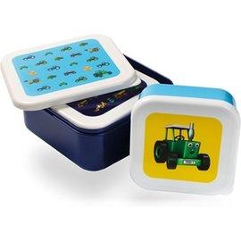 Tractor Ted TT064 - Tractor Ted Snackbakjes (3 stuks)