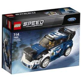 LEGO® LE75885 - Ford Fiësta M sports WRC