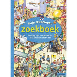 Boeken DT580676 - Mijn reuzeleuke zoekboek