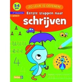 Boeken DT640125 - Zo leuk is oefenen! Eerste stappen naar schrijven (5-6 jr)