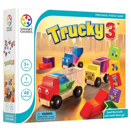 SmartGames SG 035 - Trucky 3