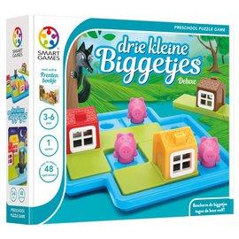 SmartGames SG023 - Drie Kleine Biggetjes