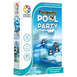 SmartGames SG 431 -Penguins Pool Party