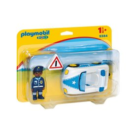 Playmobil pl9384 - Politiewagen