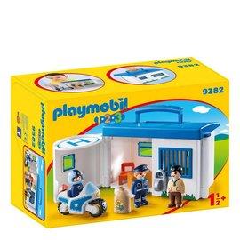 Playmobil pl9382 - Meeneempolitiestation