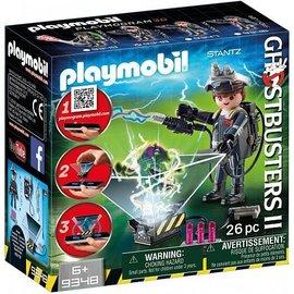Playmobil PL9348 - Ghostbuster Raymond Stantz