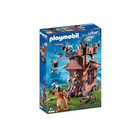 Playmobil PL9340 - Mobiele aanvalstoren van de dwergen