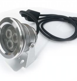 Ledika LED Outdoor Außen Spot 9W RGB