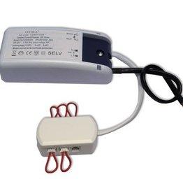 Ledika LED Einbaustrahler Driver 4 * 3 Watt (nicht dimmbar)