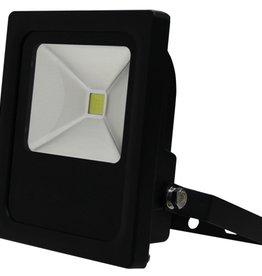 Ledika LED Scheinwerfer 10W IP65 warmweiß