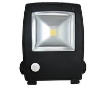 Ledika LED Scheinwerfer 20W IP65 interner PIR Sensor tageslichtweiß