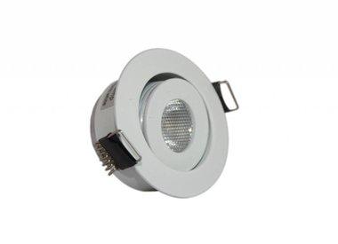 LED Einbaustrahler Design C