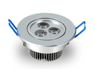LED Einbaustrahler Design D