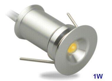 LED Einbaustrahler Design F