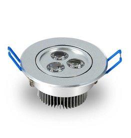 Ledika LED Einbauspot 3W warmweiß